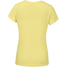 Columbia Birdy Buddy - T-shirt manches courtes Femme - jaune